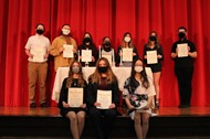 2021 National Honor Society Inductees