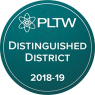 PLTW Distinguished District Award