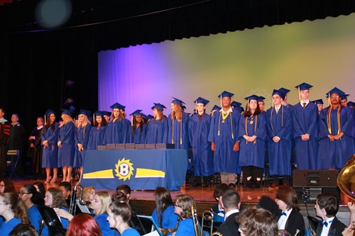 2019 BHS Commencement Ceremony