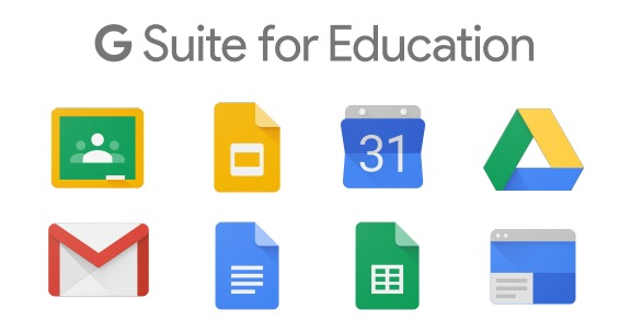 GSuite for Education Logo